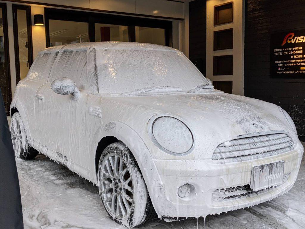 手洗い洗車mainimage